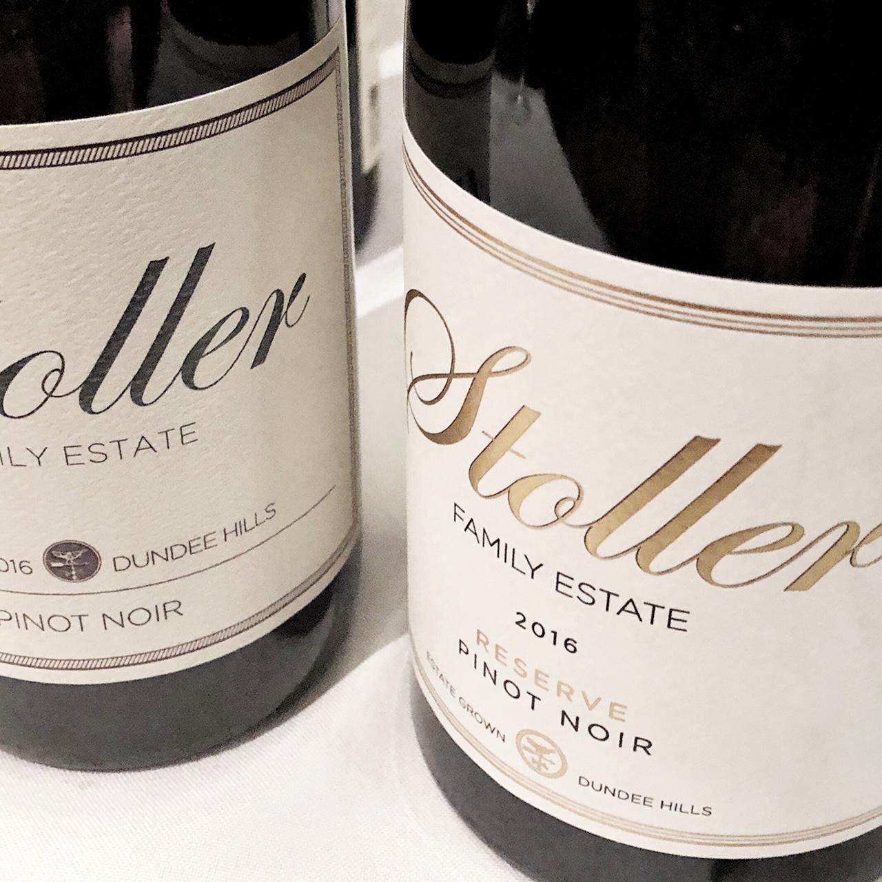 Stoller Pinot Noir