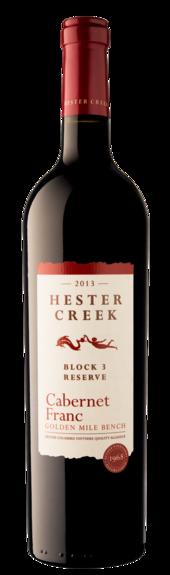 Hester Creek Cabernet Franc