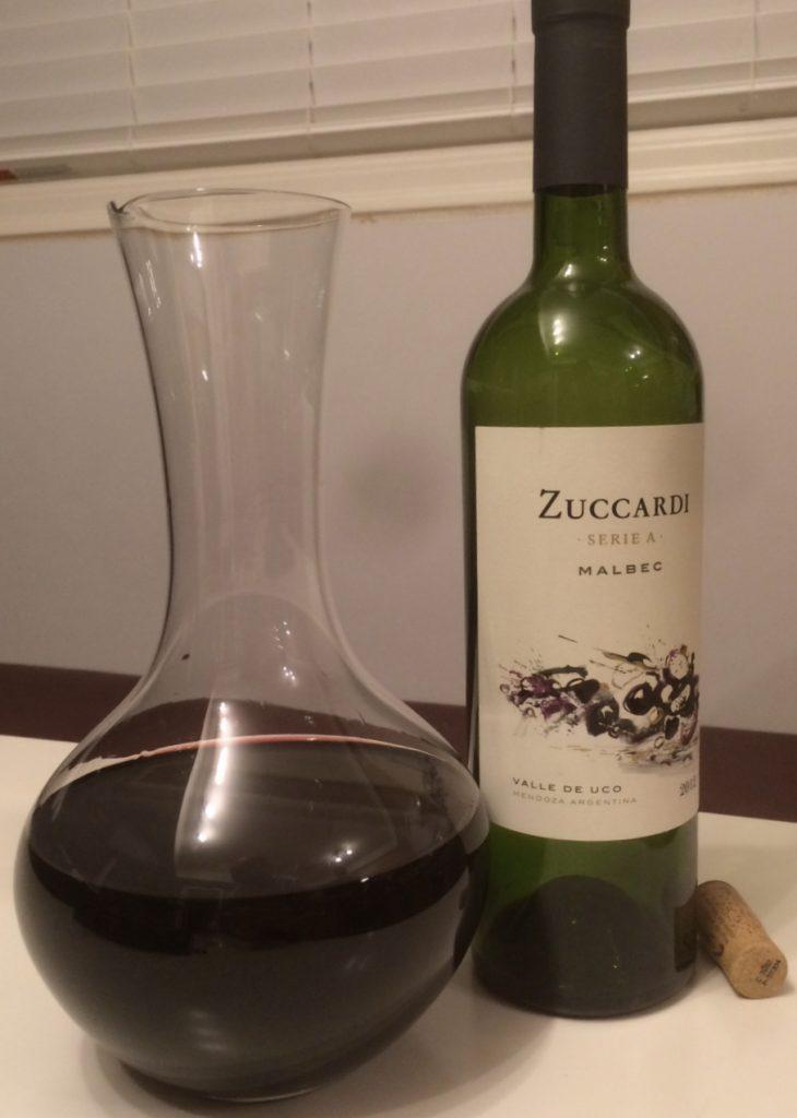 Zuccardi Serie A Malbec
