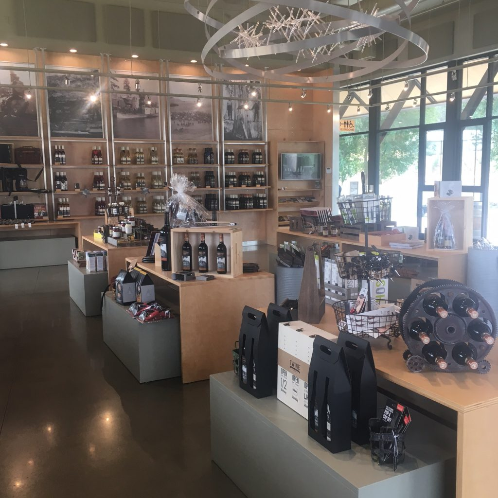 Monte Creek Ranch Winery Tasting Room