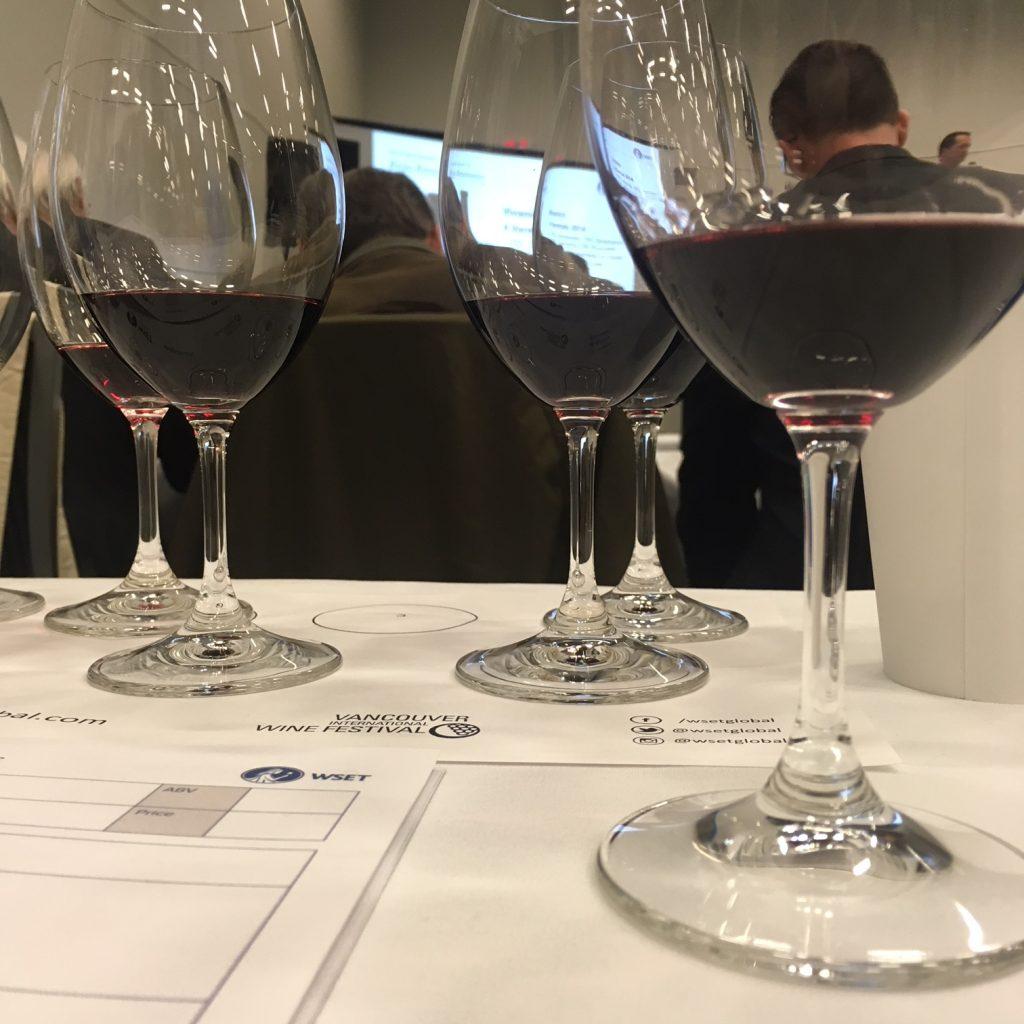 Wines poured at the Rioja Renaissance seminar at VIWF 2018