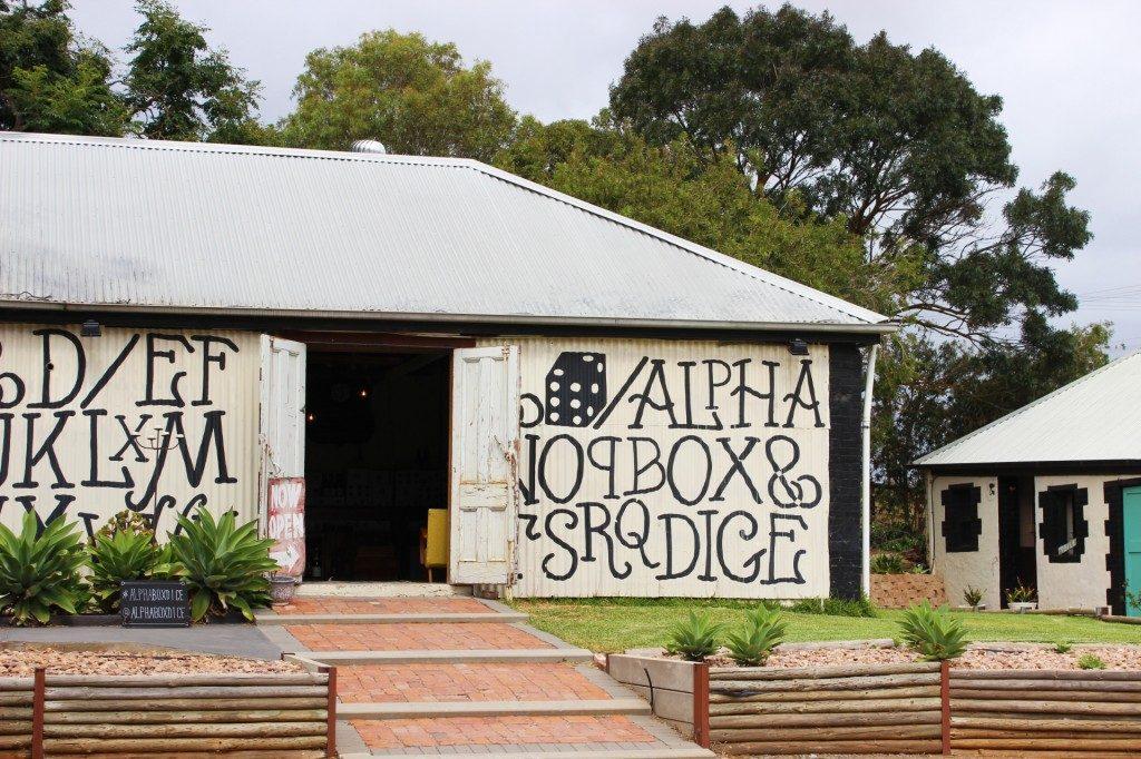 Alpha Box & Dice, McClaren Vale Australia