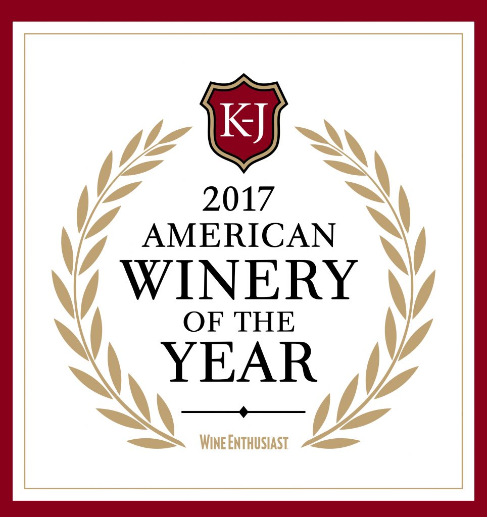 Kendall Jackson 2017 American Winery of the Year