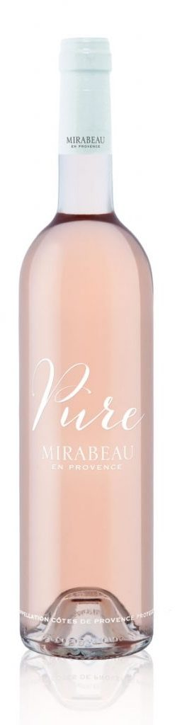 Provence Mirabeau Pure - Rosé's for that Summer to Fall Transition
