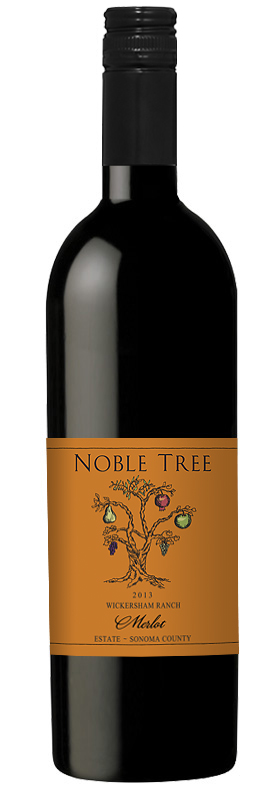 Noble Tree Merlot - International Merlot Day