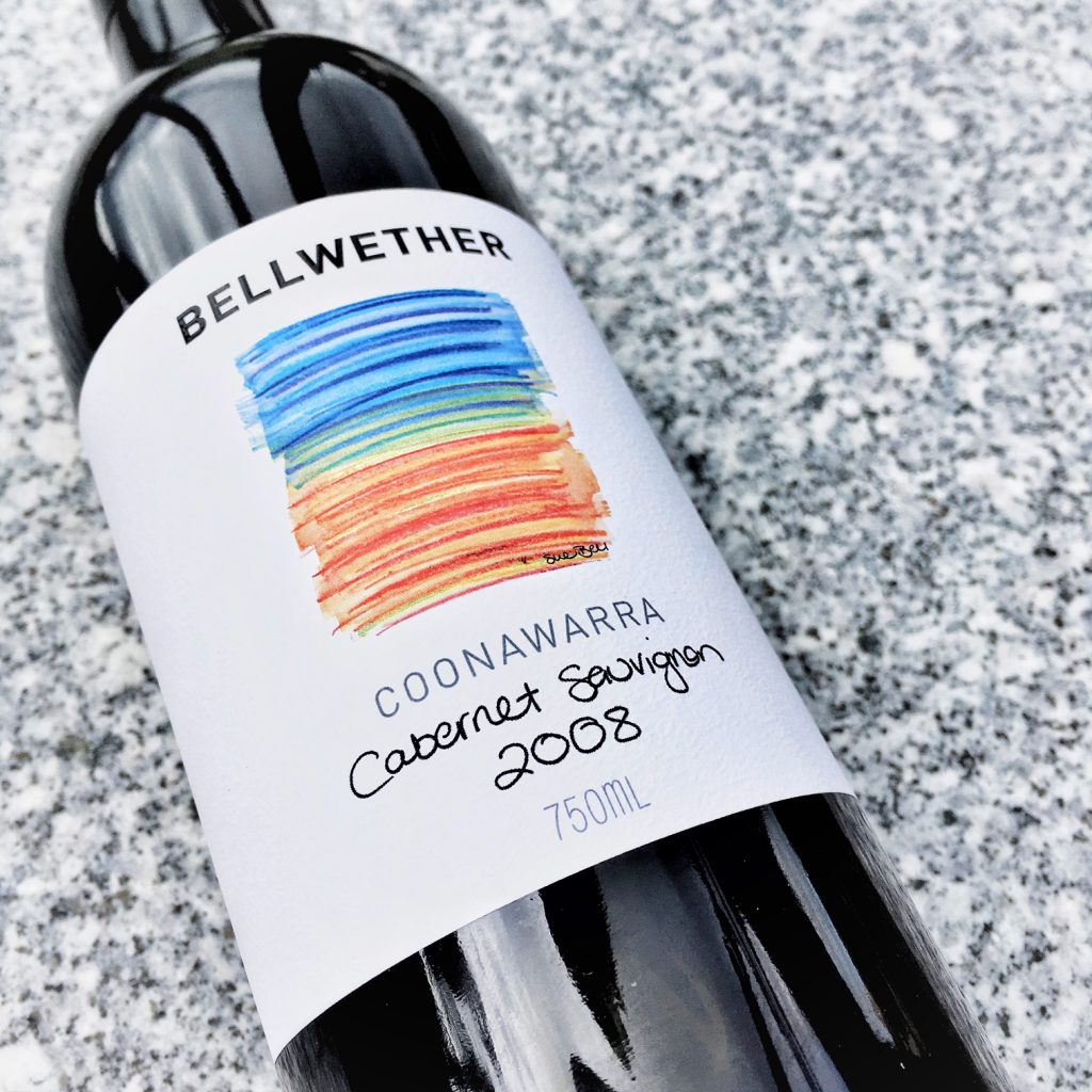 Bellwether Cabernet Sauvignon - Campfire Food & Wine Pairing