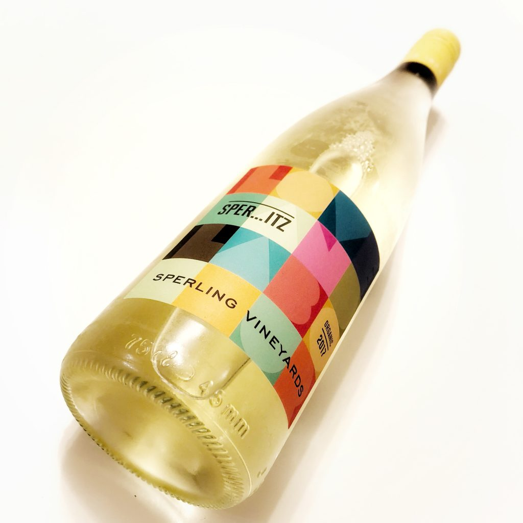 Sperling Vineyards Sper-itz