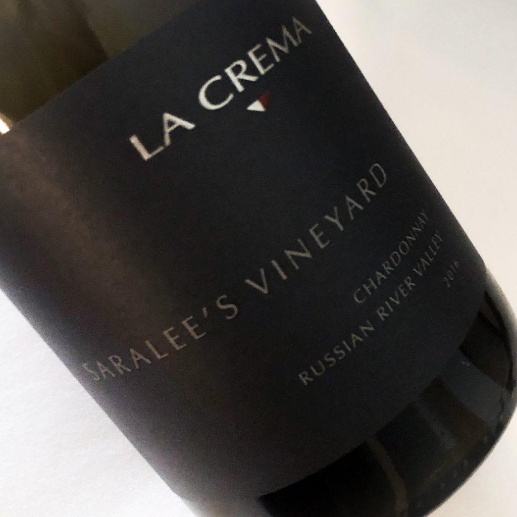 La Crema Saralee's Vineyard Chardonnay: Jackson Family Wines