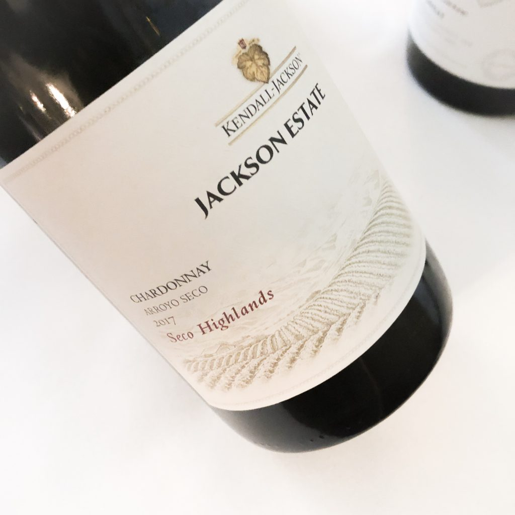 Kendall Jackson Seco Highlands Chardonnay: Jackson Family Wines