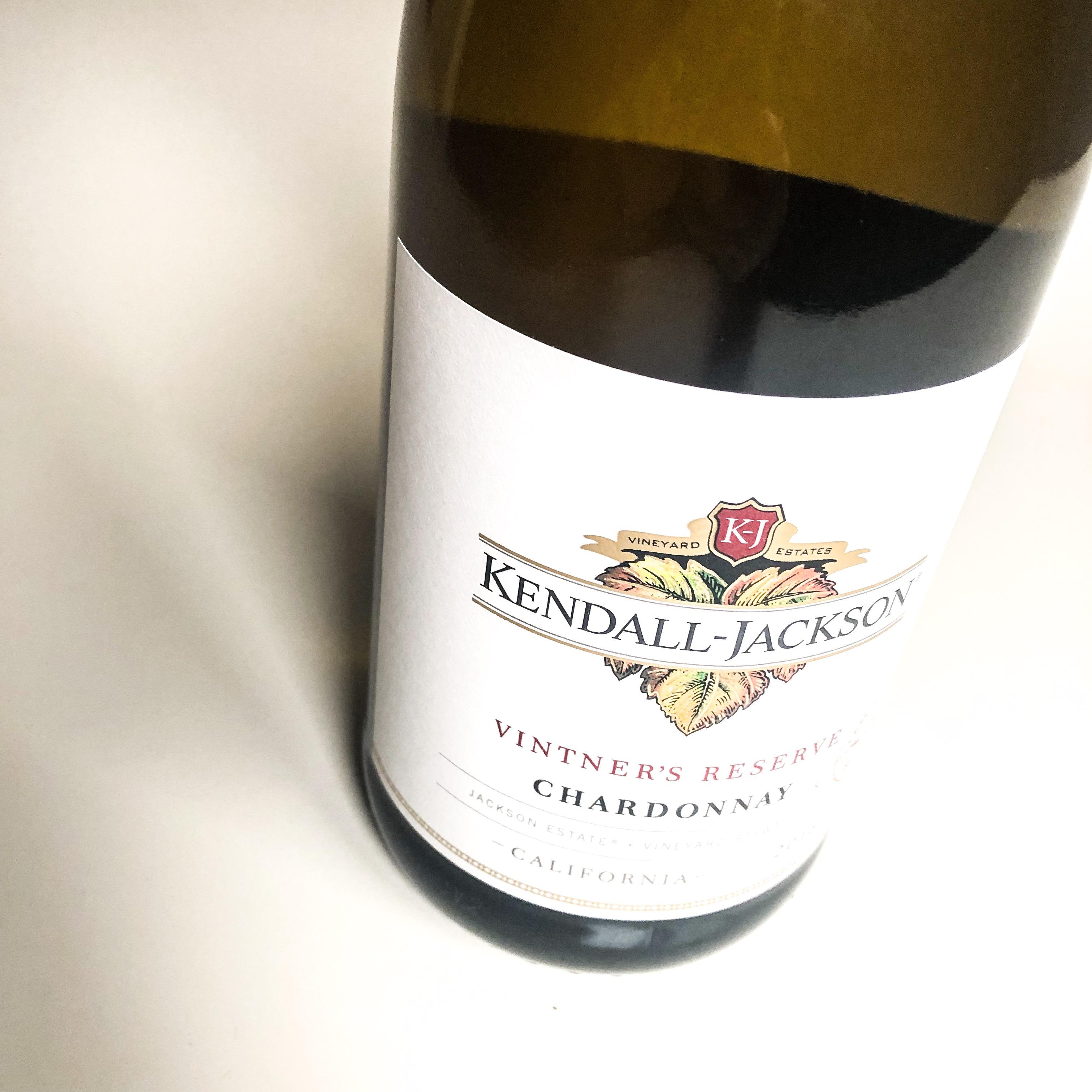 Kendall Jackson Vintners Reserve Chardonnay