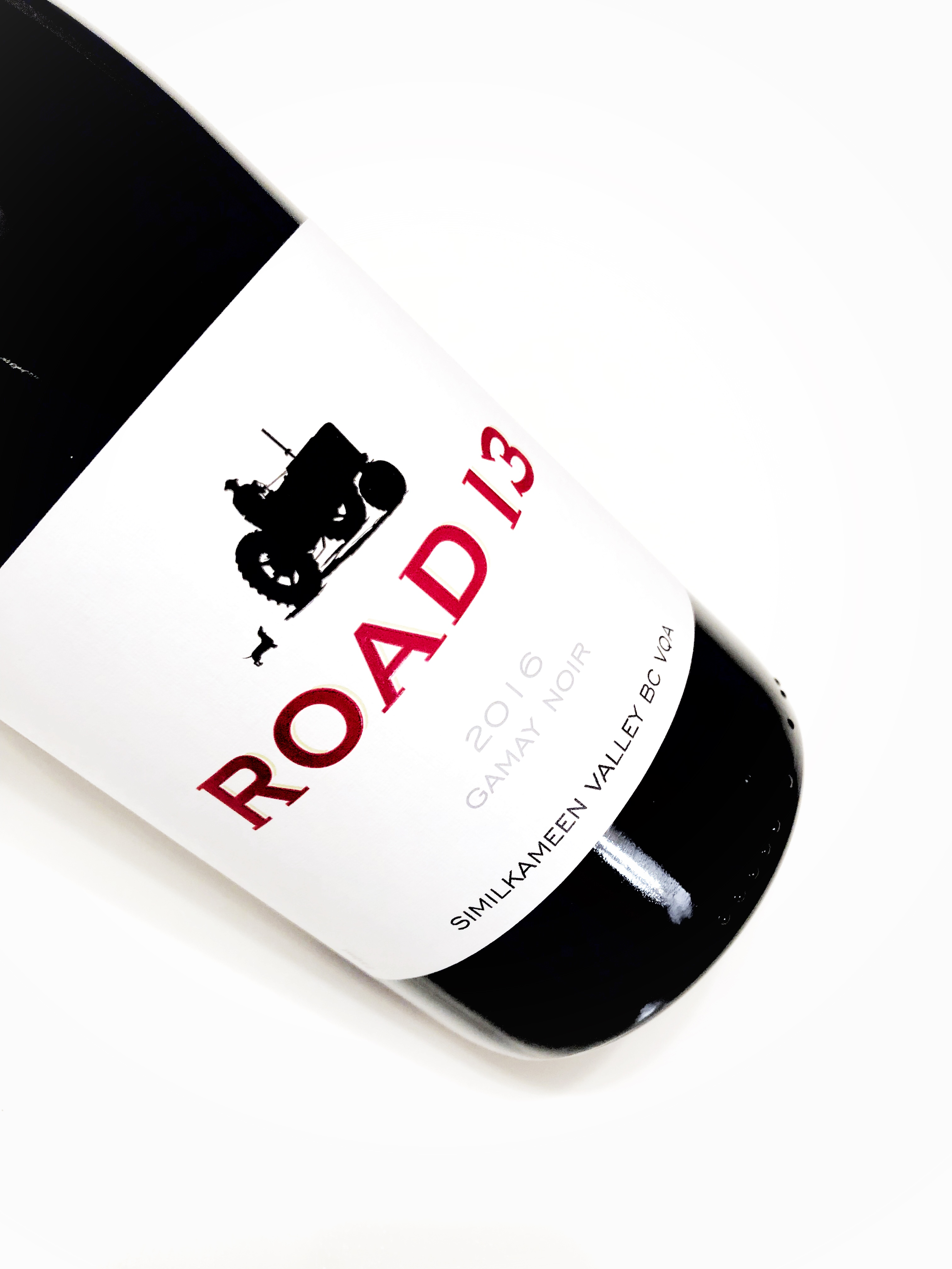 Road 13 Gamay - Valentine's Day wine