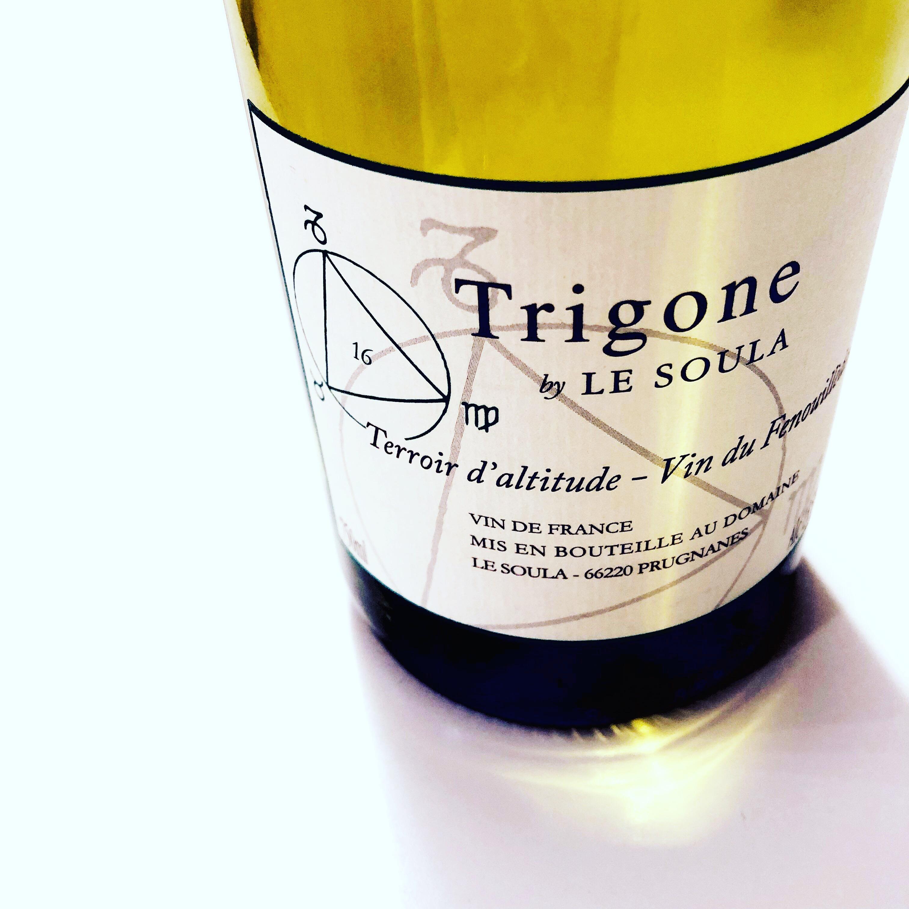 TRIGONE WHITEn°16BY LE SOULA